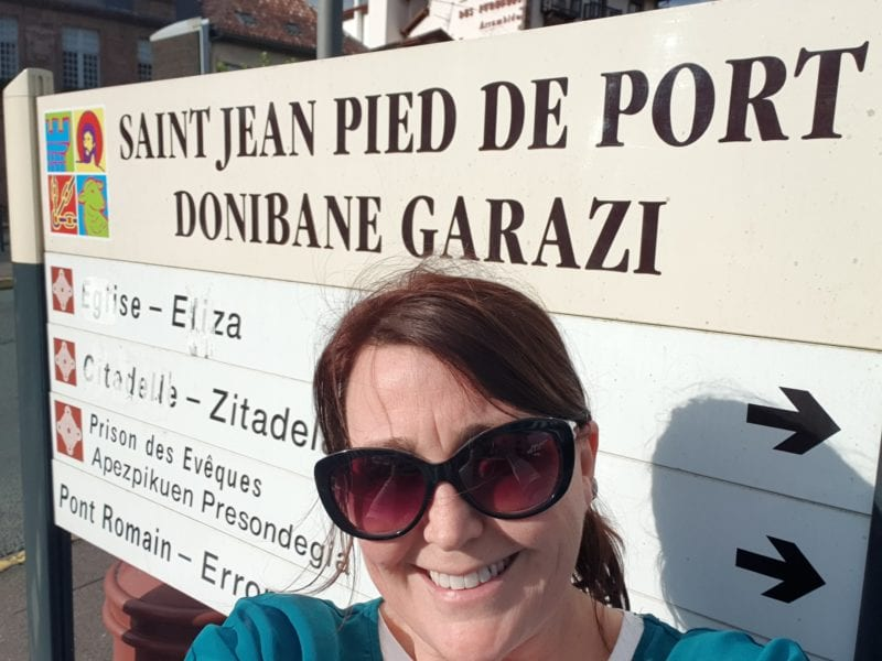 The Journey to St Jean Pied de Port