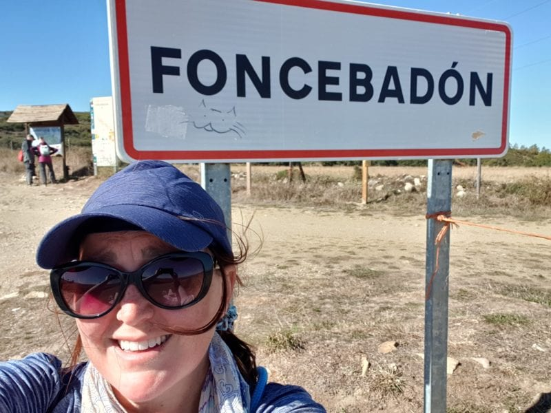 The Ups and Downs of the Camino